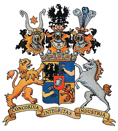 The Rothschild Coat of Arms